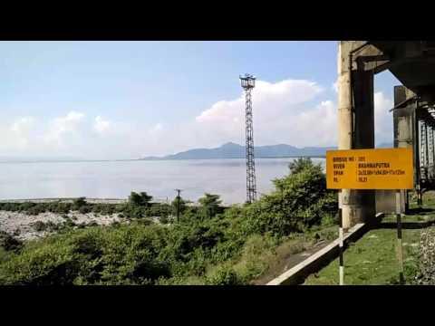 KYQ 15662 RNC Express Crossimg Brahamputra - YouTube  KYQ 15662 RNC E...