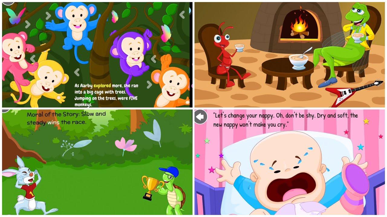Kids Short Stories   Bedtime Stories   Fairytales   Jgash