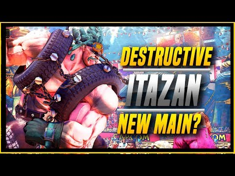 SFV Abigail ➤ Itazan Is Cheating On Zangief