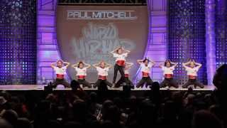 Bubblegum @ HHI Worlds 2013 (Silver Medalists)
