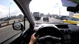 Subaru Forester XT - безмолвная езда возвращается! (60p)