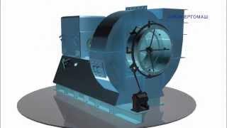промышленная 3D анимация ДН-17(, 2010-07-24T12:28:07.000Z)