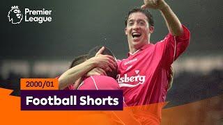 Astounding Goals | Premier League 2000/01 | Fowler, Wiltord, Viduka