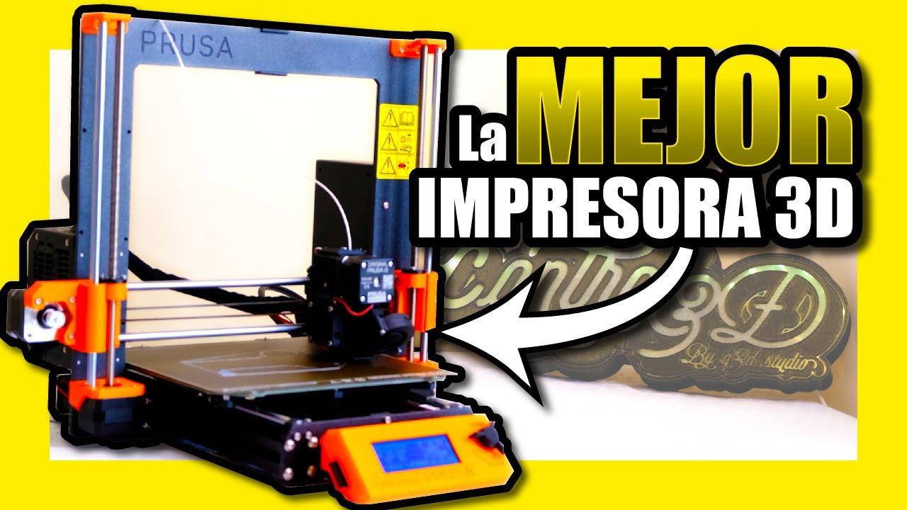 👑La MEJOR IMPRESORA 3D de 2021 (calidad precio)👑 Prusa i3 MK3S+ | ¿Qué Impresora 3D comprar 2021?