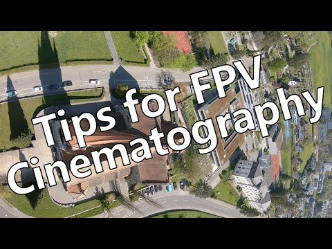 Фото Tips for FPV Cinematography