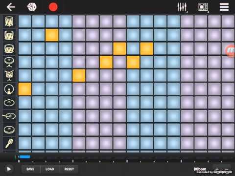 Drum Machine App