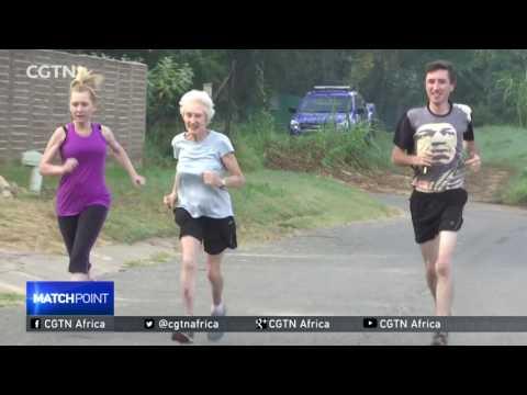 85-year-old Larkin looking to participate in sixth half marathon