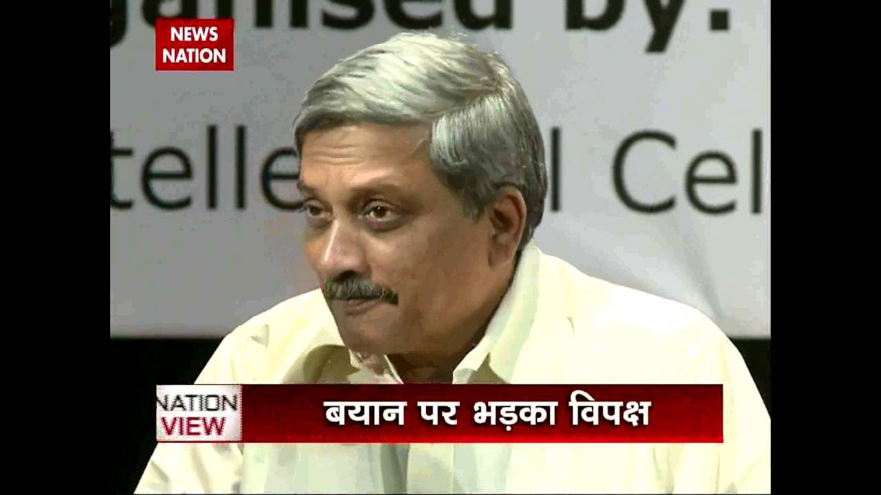 Nation View: Manohar Parrikar credits RSS teachings for September 29 surgical strikes