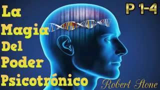 La Magia Del Poder Psicotronico, Robert Stone, Audiolibros de Motivacion Personal