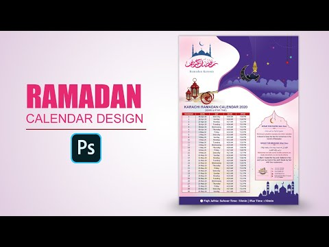 ramadan-2020-calendar-|-ramadan-sehr-and-iftar-timing-chart-design-in-photoshop-cc-[urdu/hindi]