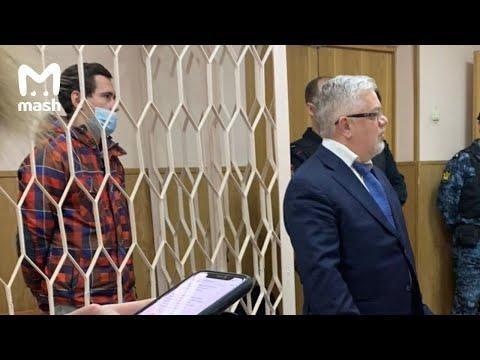 Reeflay Panini (Станислав Решетняк) дал интервью журналистам в суде