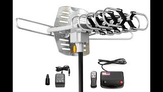 ViewTV Outdoor Amplified Antenna Review