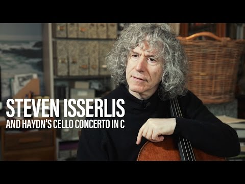 Steven Isserlis and Haydn's Cello Concerto in C | Orchestra of the Age of Enlightenment