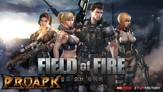 Field of Fire (KR) PVP Gameplay IOS / Android