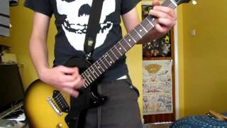Static Age by Green Day Guitar Cover