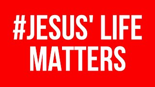 WHERE IS THE PROTEST FOR JESUS? WHERE IS THE VOICE FOR JESUS? | I CAN'T BREATH | REMEMBER TONY TIMPA
