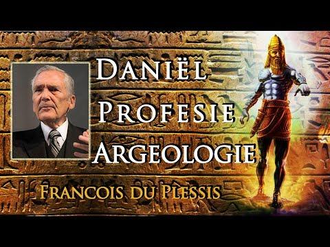 Francois du Plessis - Daniël 2, Deel 1 - Daniël,Profesie,Argeologie (Deel 5)