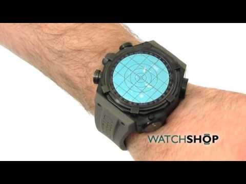 Men's Offshore Force4 Sonar Chronograph Watch (OFF-001-SN-C)