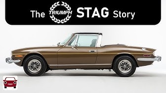 The Triumph Stag Story