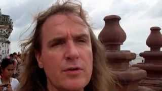 "David Ellefson of MEGADETH ""One Night In Bangkok"" Sightseeing in Thailand"