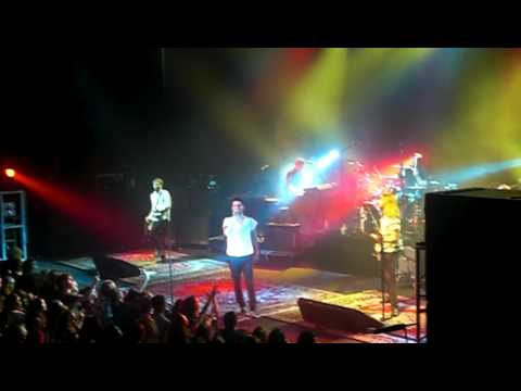 Maroon 5 Last chance live (new song)