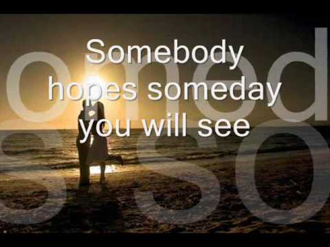 Enrique Iglesias - Somebodys Me with lyrics