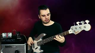 JAZZ BASS + ENVELOPE FILTER = MAGIC!