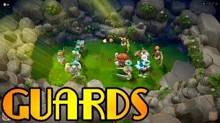 Guards | Нетипичная тактика | Первый взгляд