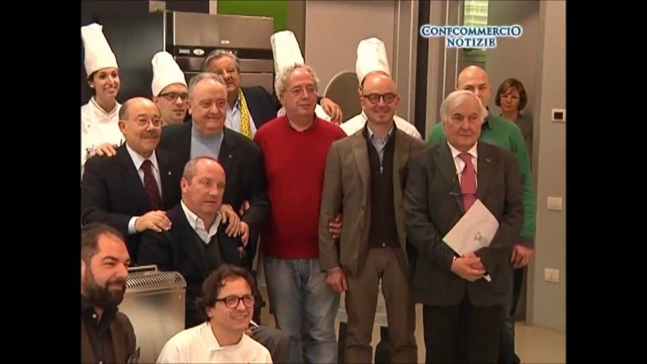 inaugurazione master cucina italiana youtube