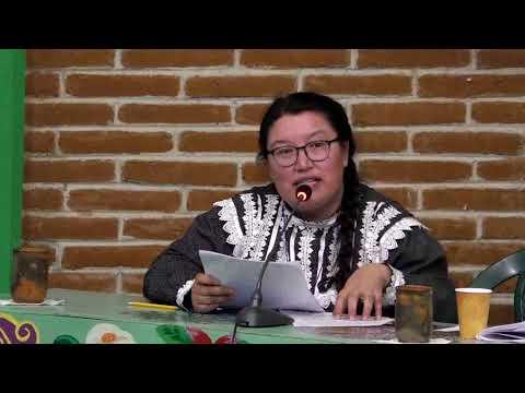 Conversatorio XI Yásnaya Aguilar Gil