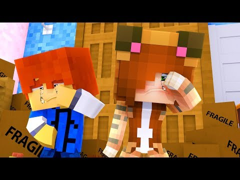 Minecraft Daycare - RYAN MOVES AWAY !? (Minecraft Roleplay)