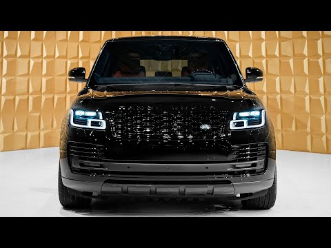 2020 Range Rover Autobiography - 5.0L V8 Luxury SUV