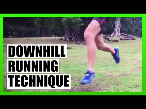 How To Run Faster Downhill