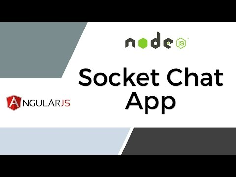 Angular 2 + Node.js - Build Socket Chat Application