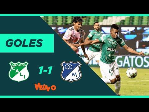 Deportivo Cali Millonarios Goals And Highlights