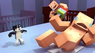 Minecraft | TINY BIG CRAFT!
