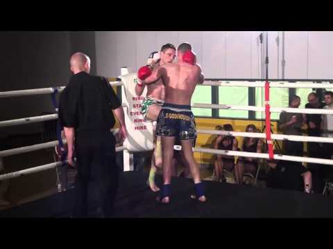 Keith McLachlan Vs Darren O'Connor - HGH - Muay Thai