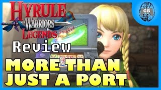 Hyrule Warriors Legends (3DS) FULL Review - More Than Just a Port!