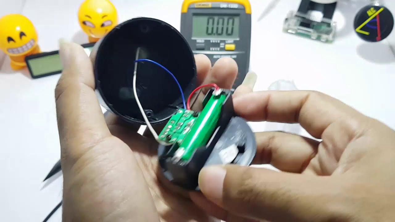 Cara Memperbaiki Lampu Taman Solar Cell Mini Led Menyala Terus Tidak Mati Youtube