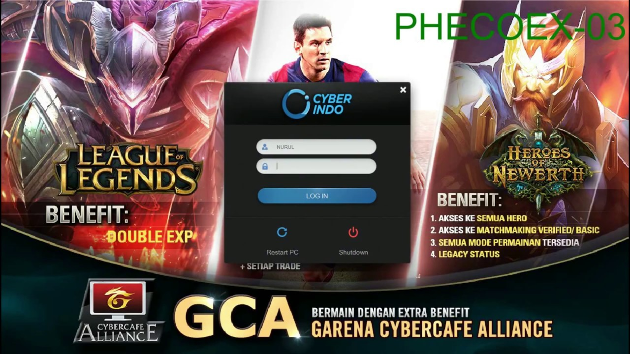 Cara Merubah Background Billing Client Cyberindo