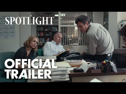 Spotlight | Official Trailer [HD] | Open Road Films