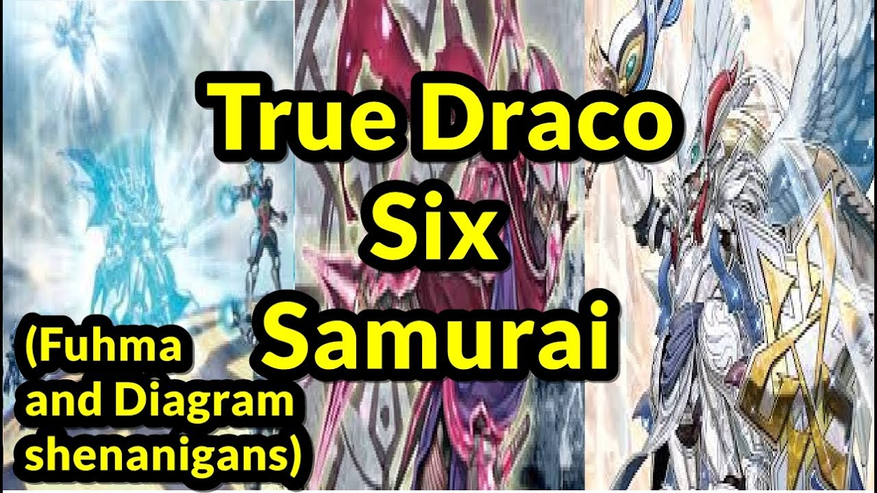 True Draco Six Samurai