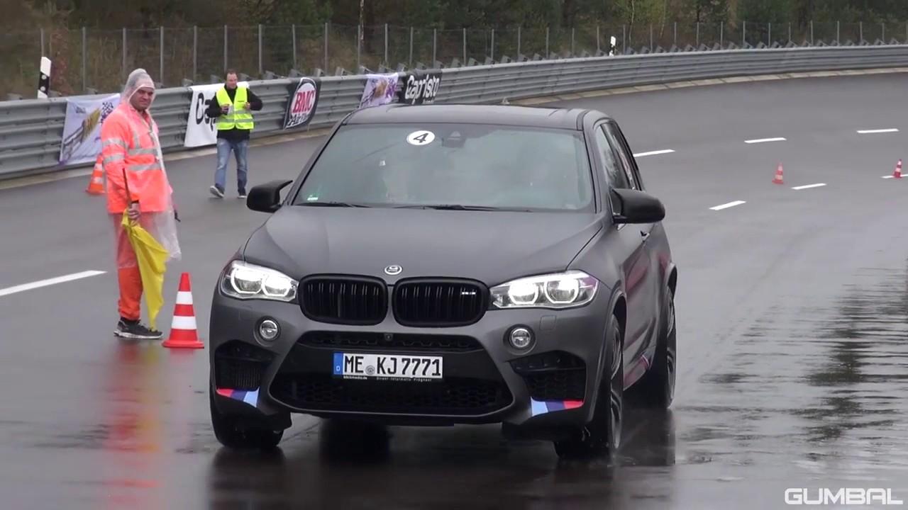 BMW X5 M G POWER vs BMW M5 vs Audi R8 V10  YouTube