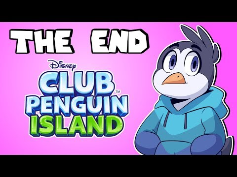 The End Of Club Penguin.