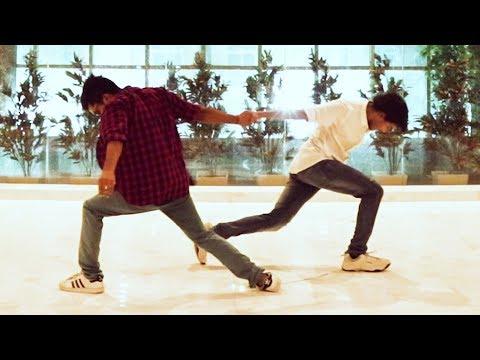 Bezubaan Phir Se | Dance Video | ABCD | Lyrical and Robotics| Anoop and Anubhav
