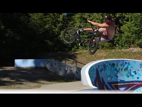 Mike Gray & Friends: Vancouver Island BMX Skatepark Mix