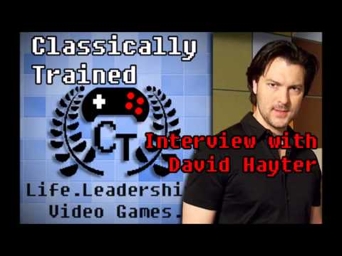 Interview with David Hayter Life lessons from video games