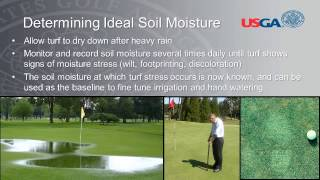 Webcast: Soil Moisture Meters