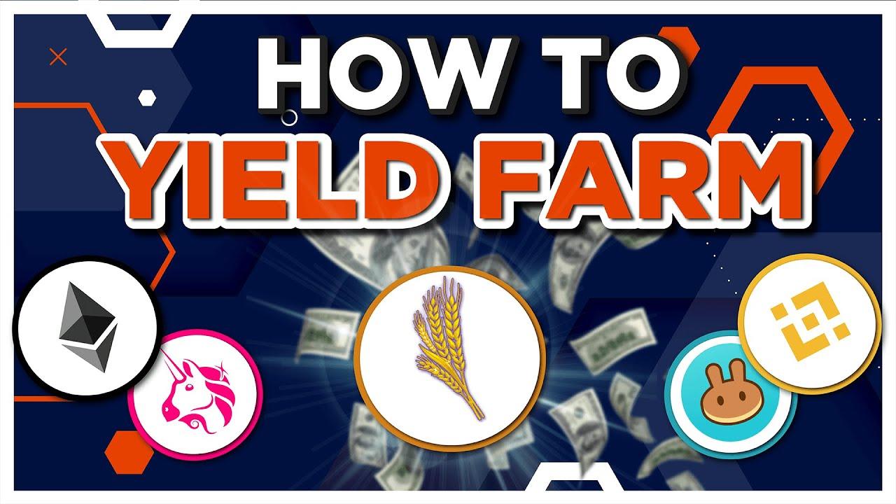 How to Yield Farm — Maximize Crypto GAINS!