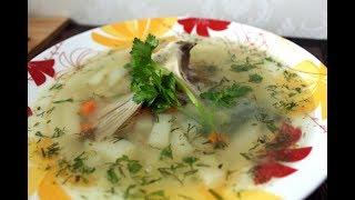 УХА из зеркального карпа / Как приготовить уху / Рецепт пошагово / fish soup